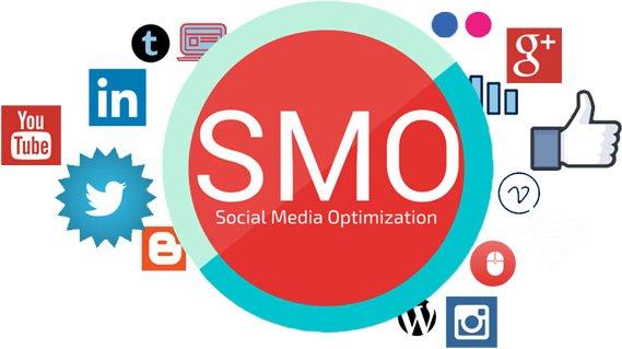 social media optimization banr - Виды рекламного продвижения сайтов
