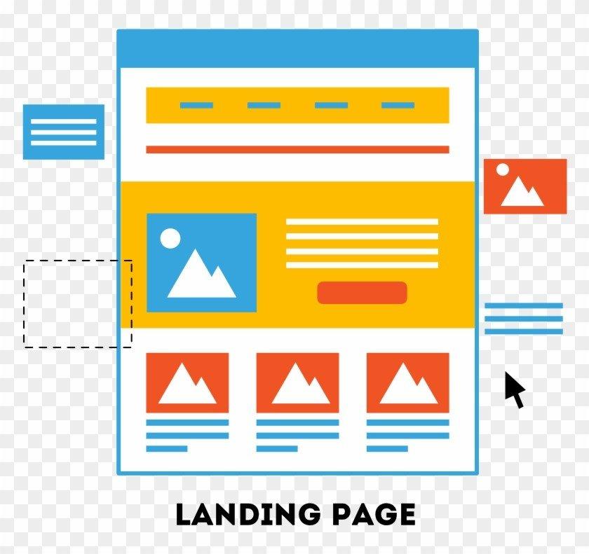 110 1102964 landing page diagram 1 - Создание сайтов в Усть-Каменогорске