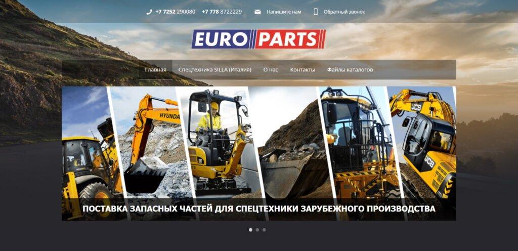 screencapture europarts kz 2020 12 30 09 58 31vy5 1024x496 - Стоимость создания сайта